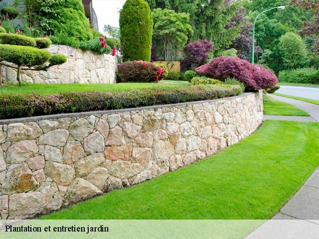 Jardinier paysagiste pour entretien de jardin 06 Alpes ...